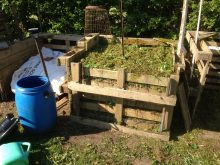Kompostpladsen